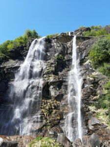 Cascate dell'Acqua Fraggia