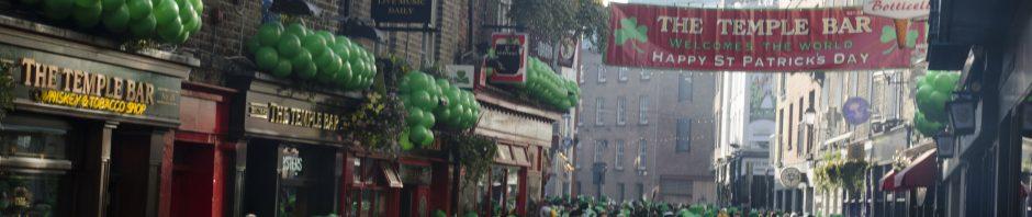 Dublino – St. Patrick's Day 2016