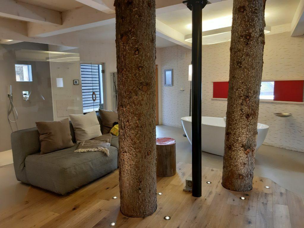 Suite sull'albero - Dolomiti