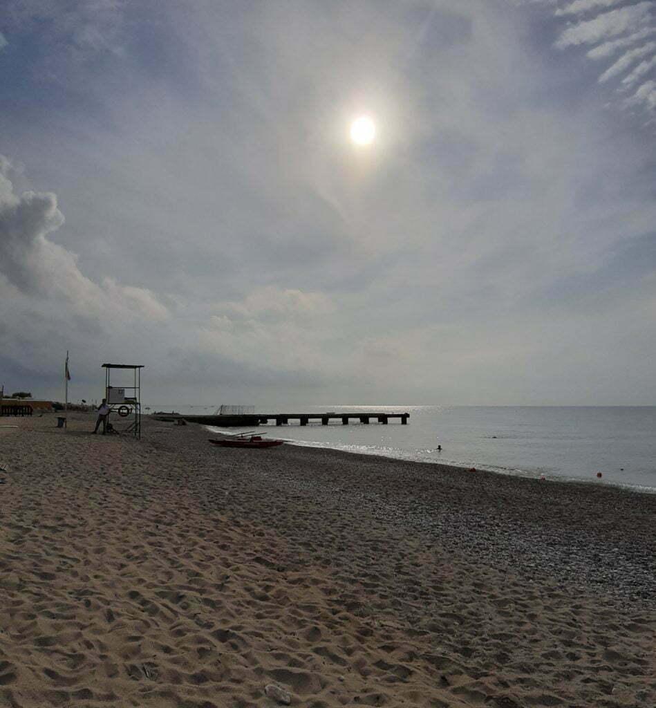 La spiaggi di Pippo Albenga