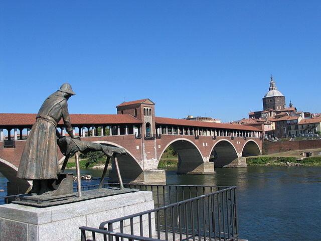 Weekend a Pavia