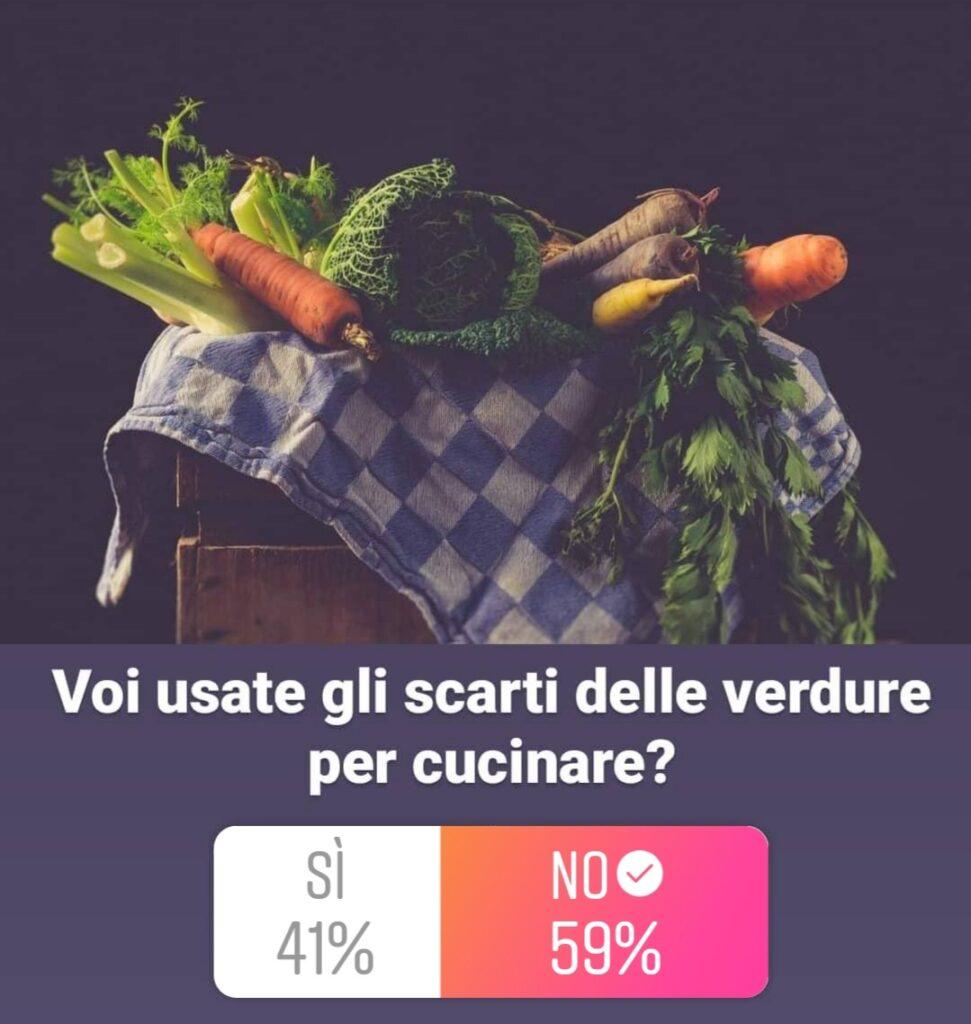 cucinare con gli scarti di verdure