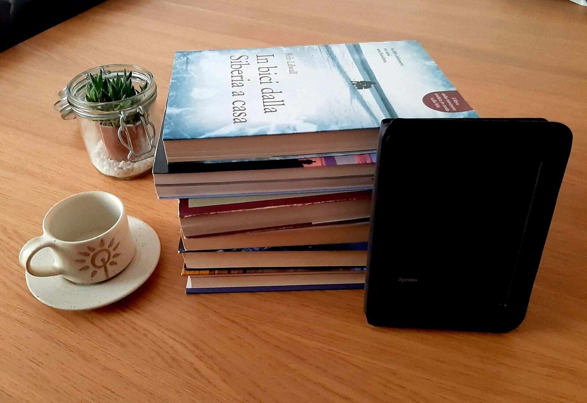 Libri e sostenibilità: volumi cartacei o ebook?