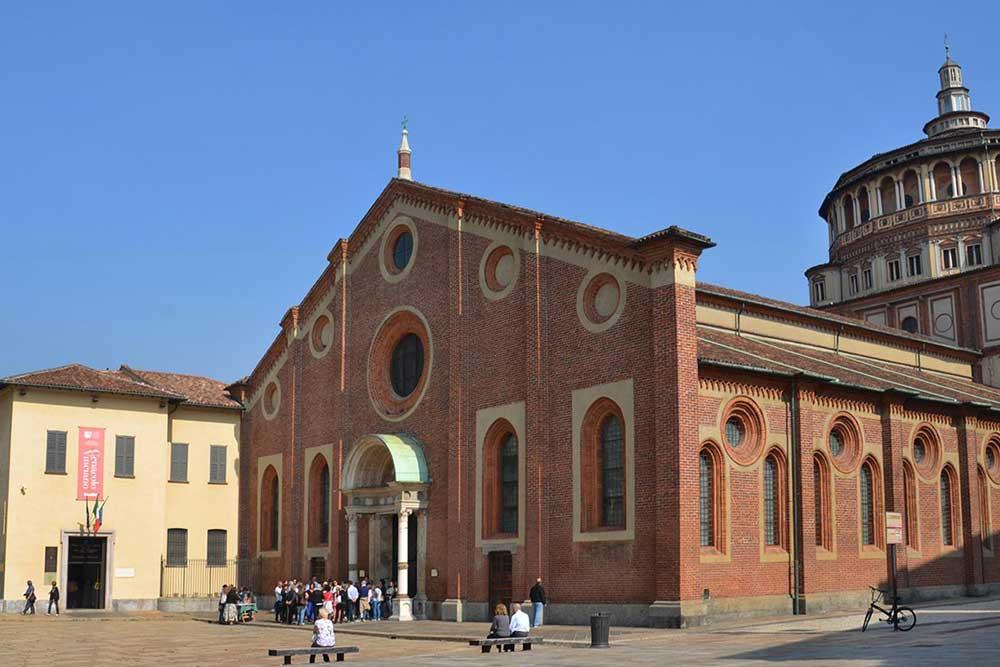 Come Visitare il Cenacolo Vinciano