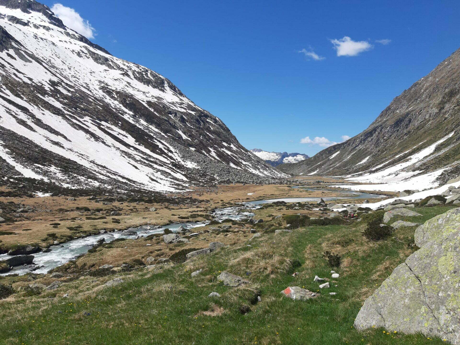 Passeggiata in Valle Adamè